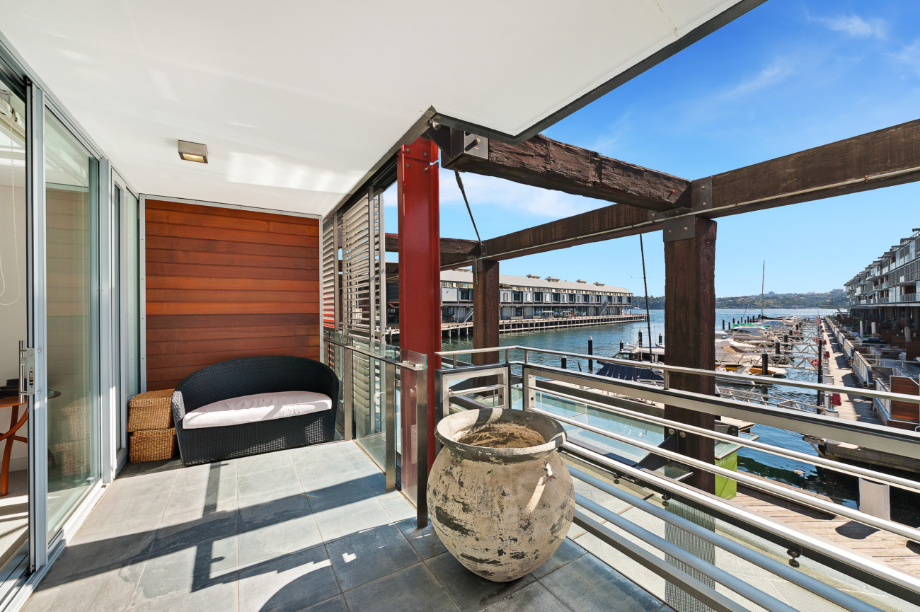 203/17a Hickson Road, Walsh Bay