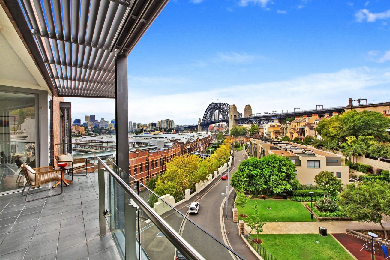 803/1 Pottinger Street, Millers Point