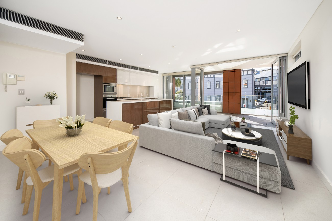 2/5 Towns Place, Walsh Bay NSW 2000